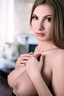 Смотреть нежный вагинальный секс с милой молоденькой сучкой в чулках #2