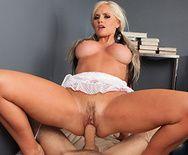 Страстный секс с привлекательной блондинкой в палате - 4