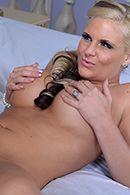 Смотреть страстный анальный секс в нежный зад блондинки #5