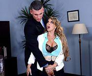 Смотреть анал со зрелой пышной секретаршей - 1