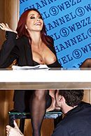 Анальный секс со стройной рыжей шлюшкой #2
