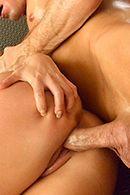 Нежный секс массажиста с молодой телочкой с натуральными сиськами #5