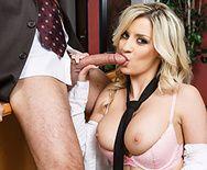 Секс учителя со школьницей легкого поведения - 2