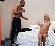Смотреть чувственный нежный секс с милой худенькой блондинкой - 5