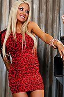 Смотреть классное порно с шикарной грудастой блондинкой проституткой на диване #2