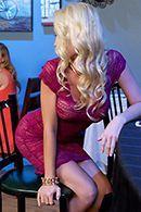 Смотреть трах в пизду красивой блонды с большими сиськами #2