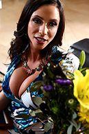 Красивый секс со зрелой сисястой латинской вдовой #2