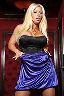 Смотреть трах в пизду сексуальной мамы с большими сиськами в театре #1