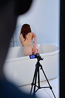Смотреть домашнее порно с молоденькой девочкой в ванной #2