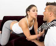 Анальный секс с молоденькой студенткой - 1