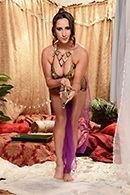 Порно с сисястой азиаткой в шатре #1