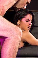 Анальный секс с брюнетками лесбиянками #5