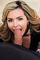 БДСМ порно с блондинкой доги стайл #3