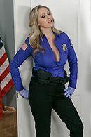 Горячие лесбиянки в униформе мастурбируют киски #2