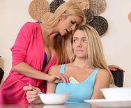 Смотреть красивый секс блондинок с большими сиськами - 1
