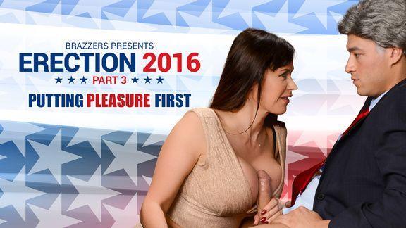 Зрелая сексуальная брюнетка секретарша занимается анальным сексом на столе с боссом