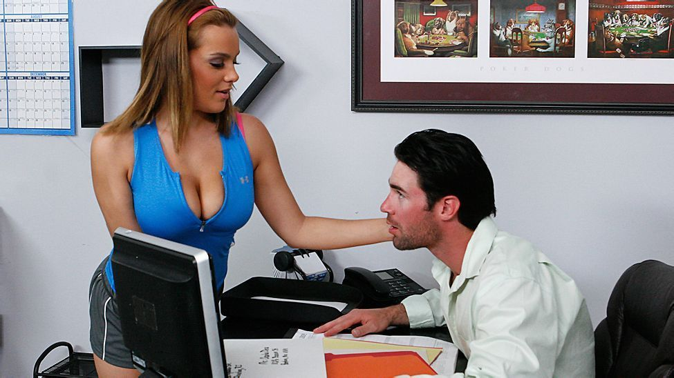 Офис менеджер секс